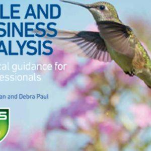کتاب چابک و تجزیه و تحلیل کسب و کار