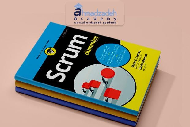 کتاب Scrum for Dummies